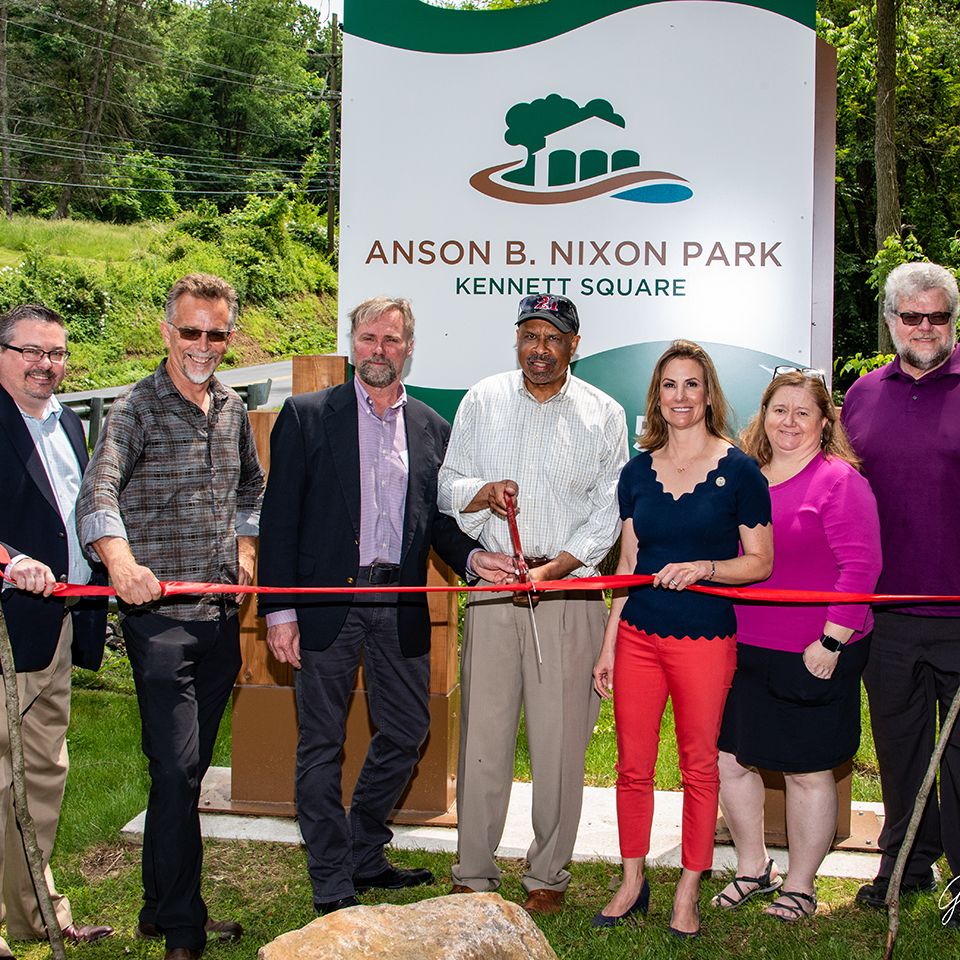 Support Anson B. Nixon Park by Contributing or Volunteering